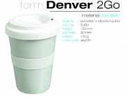 Becher DENVER 2Go 450ml.