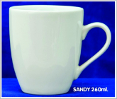 Becher SANDY 260ml.