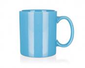 Hrnek keramický PROMO 350 ml, světle modrý