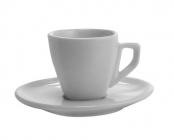 ŠAPO ALBA 120ml. bílý porcelán